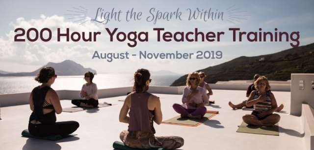 Light the Spark Within 200 hr Yoga Teacher Training