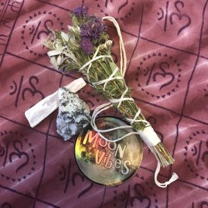 Moon Activation Kit Smudge Bundle