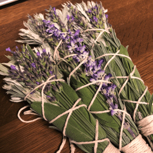 Black Hills Sage and Lavender Smudge Bundle