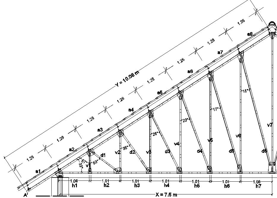 kuda baja ringan bentang 15 m menghitung kebutuhan profil siku clarissaum