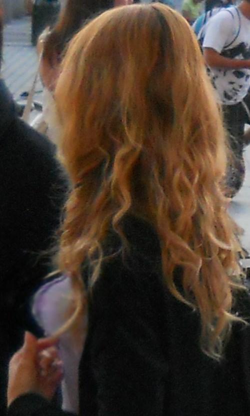 Eastern Euroepan strawberry hair