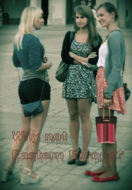 Czech blondes