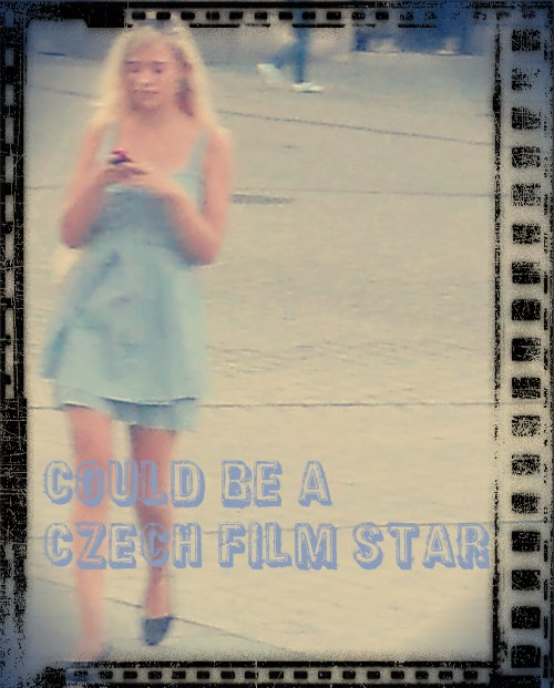 Czech girl star