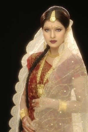 girl Pakistan bride