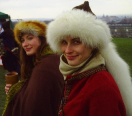 medieval girls