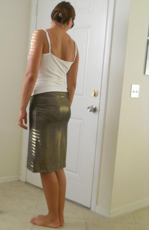 stylish French woman