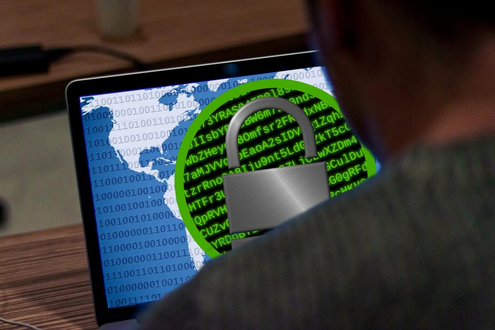 Virus Protection, ransomware advice for businesses