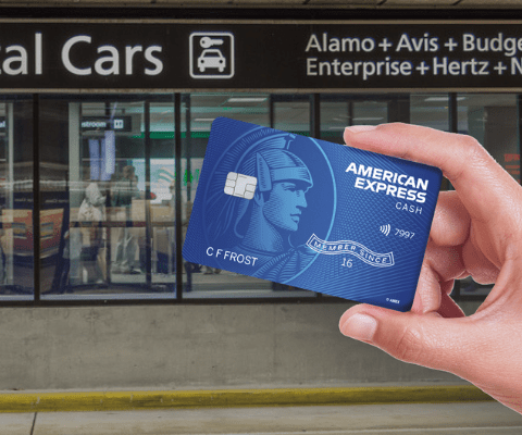 American Express car rental coverage