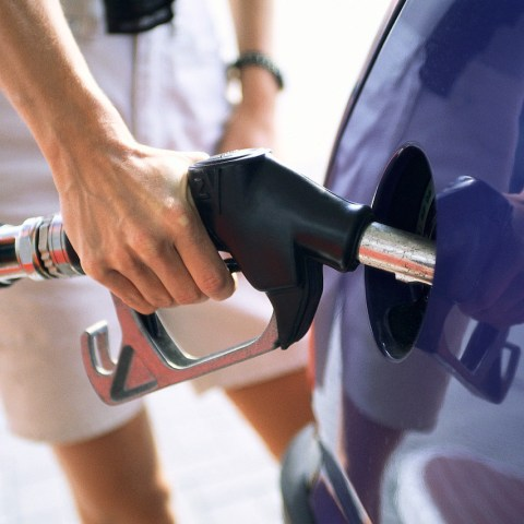 Gas prices climb on fears about Iran