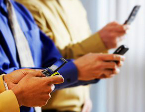 Is mobile banking safer than going to your local branch?
