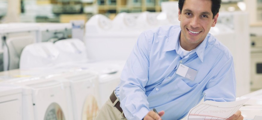 Credit card is the best way to purchase furniture and appliances