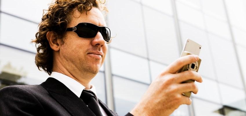 Clark's primer on cell phone etiquette in public