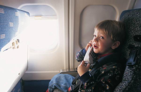 "Asian airline creating ""Kid-Free"" quiet zones"