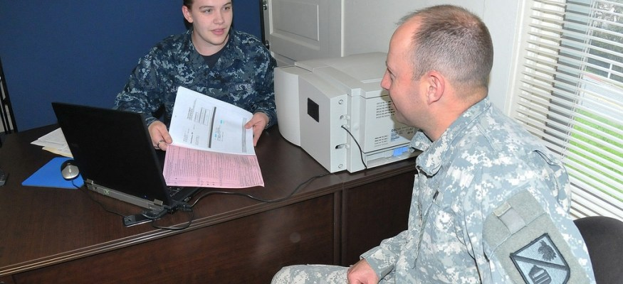 Free tax prep for military and civilians