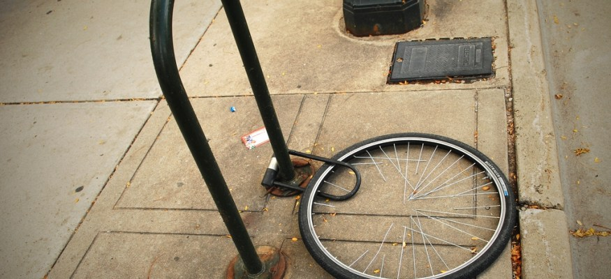 A crowdfunded solution to stolen bikes