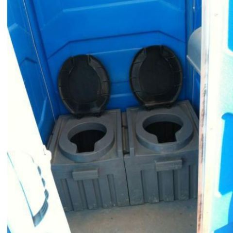 Real estate recovery highlighted by return of the Porta Potty!