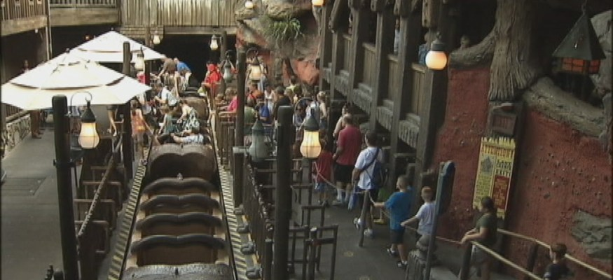 Theme parks offer VIP treatment for a price