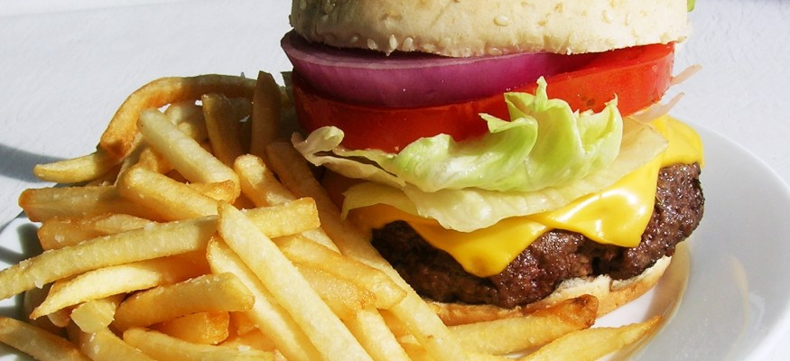 Fast food doesn't have to be unhealthy