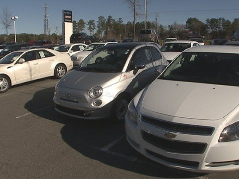 Used cars are a deal again