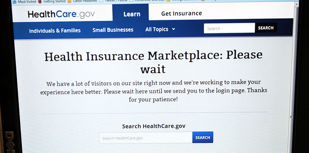 Having trouble signing up for Obamacare?