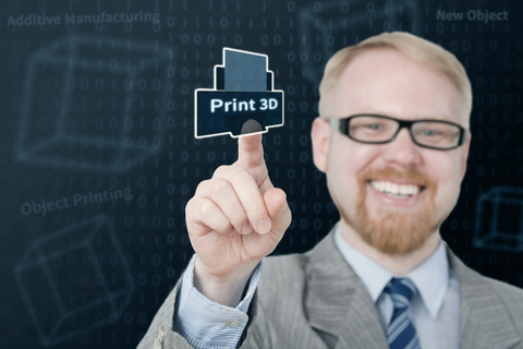3-D printers to become mainstream