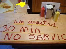 Which companies have the worst customer service?