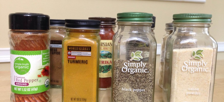 6 Simple Spices To Add More Pizzazz To Your Cooking