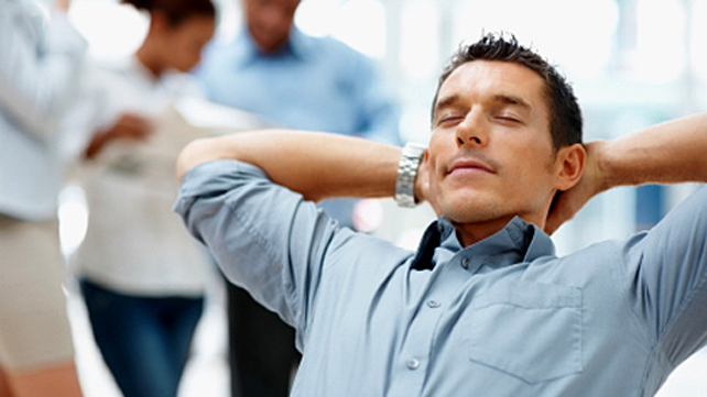 How To Relieve Stress In A High-Stress Job