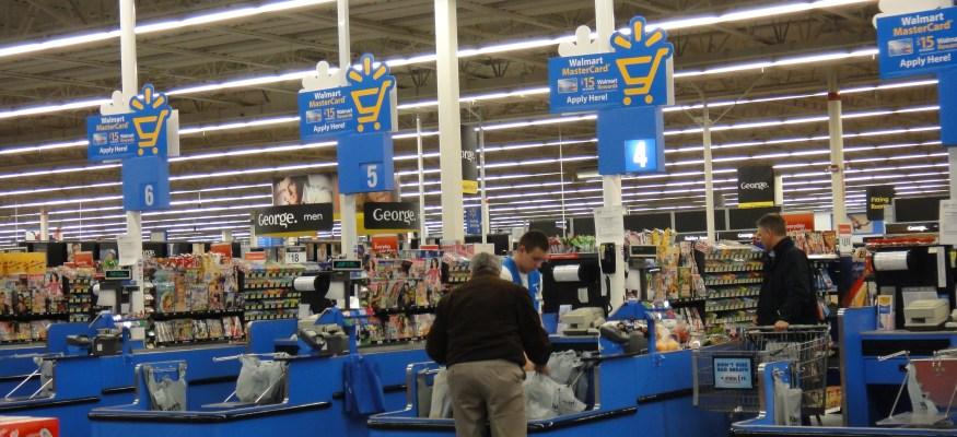 Shopping for Health InsuranceaE¦at Walmart?!