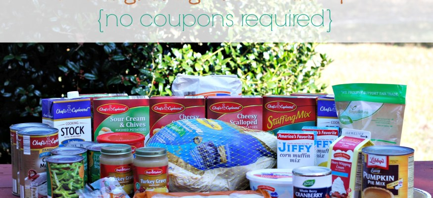 Feed 6 on Thanksgiving for $45 — No Coupons Required!