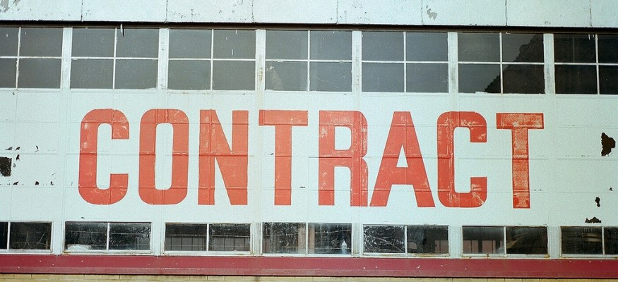 What to know before you sign a contract