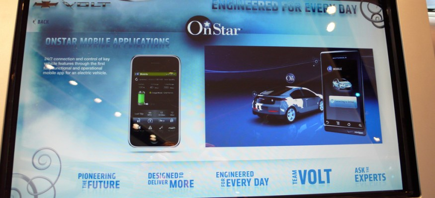 GM's OnStar System Readies Location-Based Offers