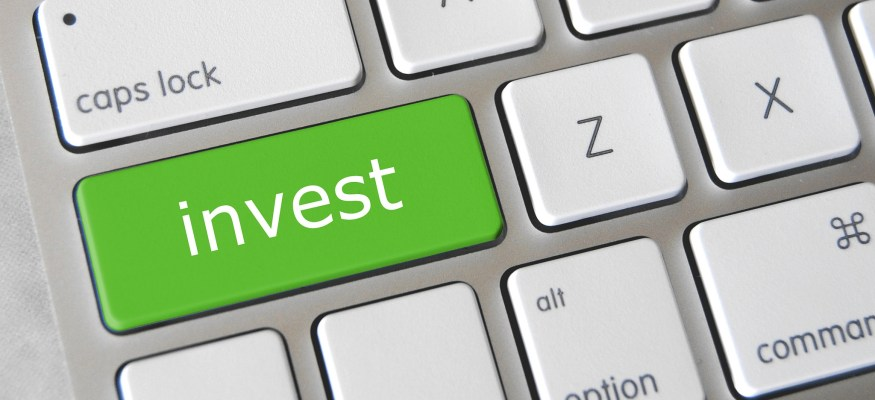 investing key on keyboard
