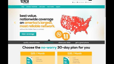 Like Verizon network, but want a cheaper plan?