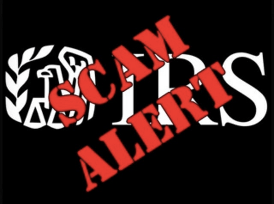 Warning: Here's what a fake IRS call sounds like