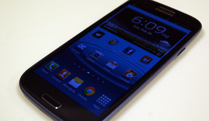 Most Android phones can be hacked with one simple text