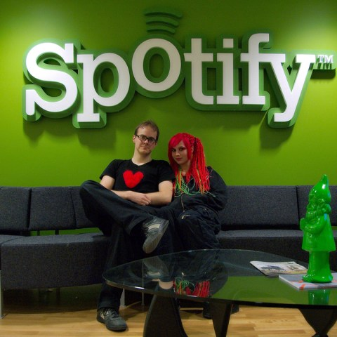 Spotify's new privacy policy collects personal data
