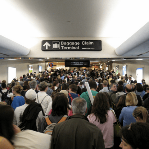 Labor Day flights will be the busiest ever
