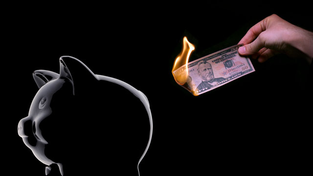 Op-ed: A disappointing moment for my generation | Never listen to someone who tells you saving money is wrong