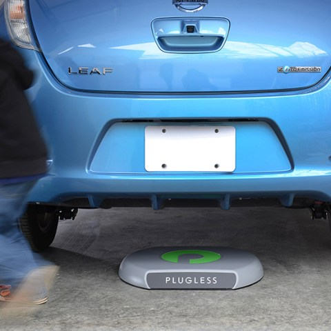 Plugless charging: The wave of the future?