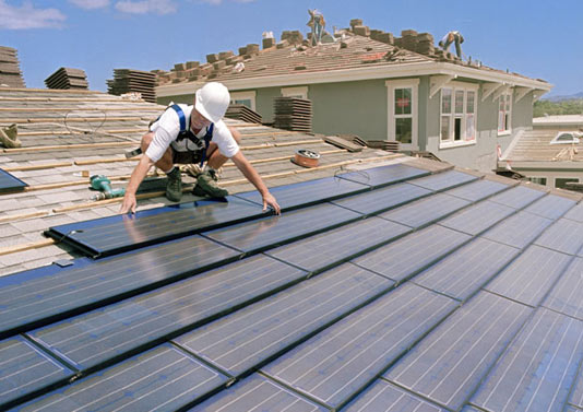 Tesla teams with Home Depot for solar panel system showcases - Clark