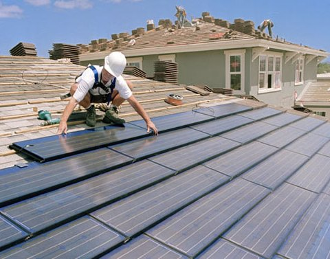 Tesla teams with Home Depot for solar panel system showcases