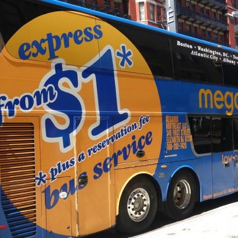 The Secret to Scoring $1 Seats on Megabus