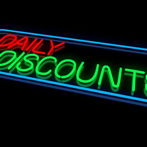 BIG list of discounts you can get with a student ID