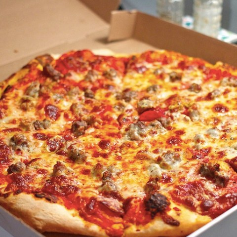 Three reasons to eat more pizza!