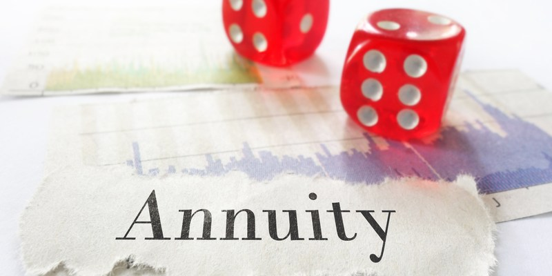Thinking about an annuity? Here's why they stink!