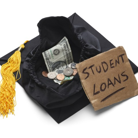 Pay off student loan debt or save for retirement? You can do both!
