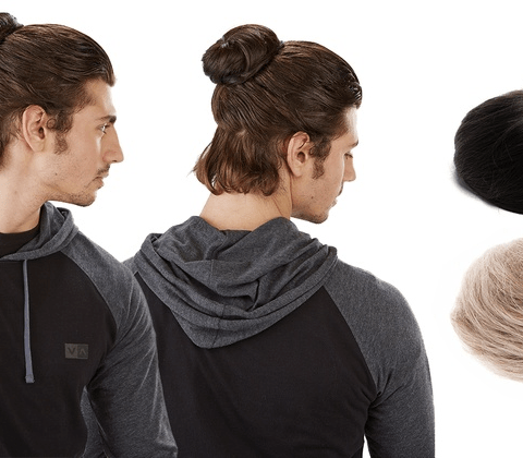 10 great gag gifts under $10 (including a clip-in man bun)