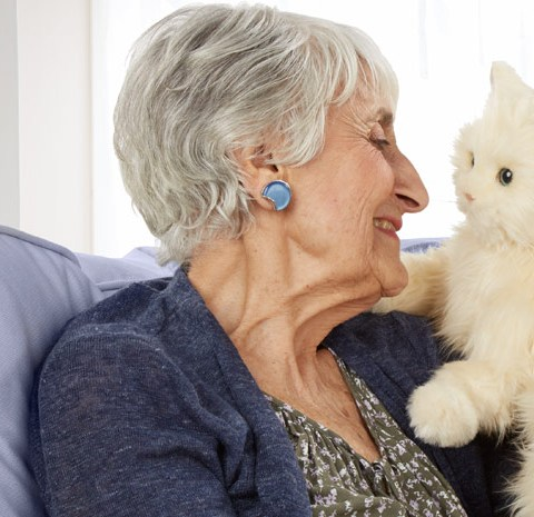 "Hasbro creates robotic ""˜Companion Pets' for seniors"