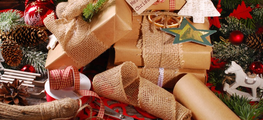 7 ways to get free or cheap holiday wrapping paper
